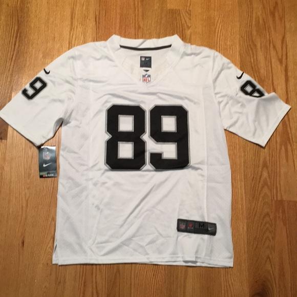 sports shoes 6450a 656c9 Oakland Raiders #89 Amari Cooper jersey NWT